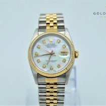 Rolex Datejust 116233 Good Gold/Steel 36mm Automatic