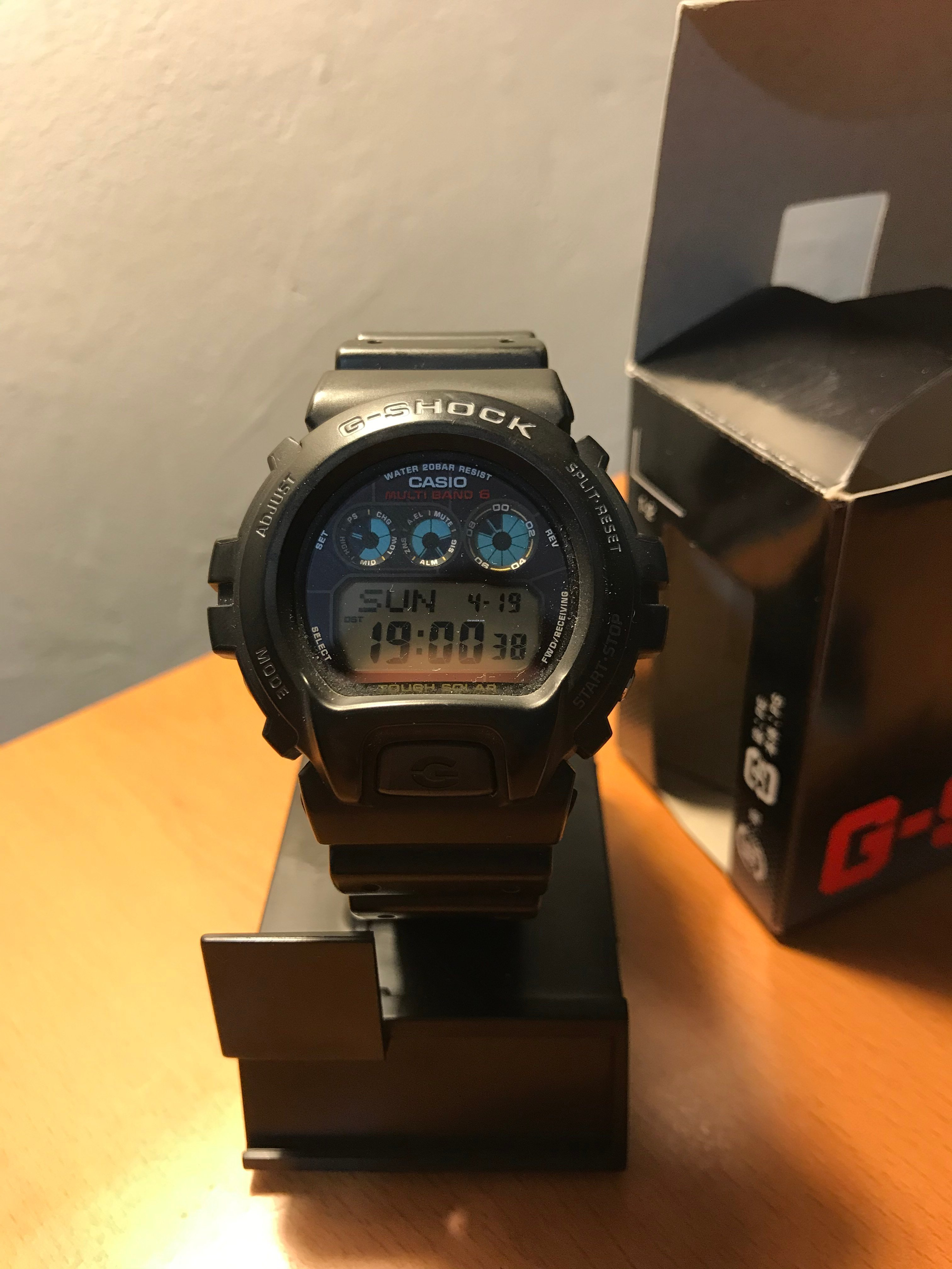 Casio GW 6900 Module 3179 à vendre pour 53 € par un Vendeur  BbSd9