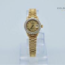 Rolex Lady-Datejust 69178 Good Yellow gold 26mm Automatic United States of America, Nevada, Las Vegas