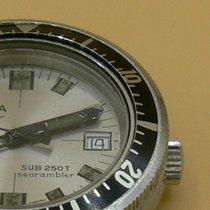 Doxa gebraucht Quarz 38mm Silber 2,5 ATM