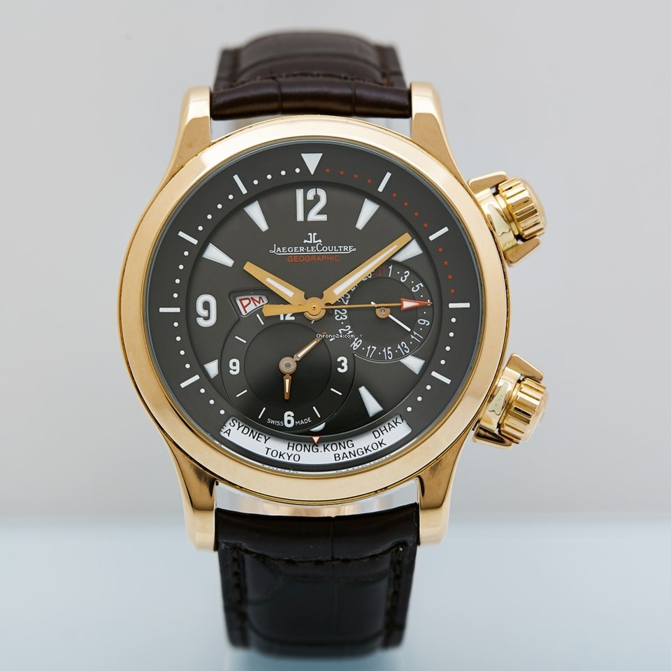 Jaeger-LeCoultre Master Compressor Geographic 积家 Q1712440 pre-owned