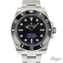Rolex Submariner (No Date) 114060 2018 новые
