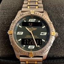 Breitling Aerospace Titan 40mm Schwarz Arabisch