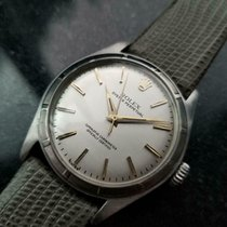 Rolex Oyster Perpetual 34 Steel 34mm Silver United States of America, California, Beverly Hills