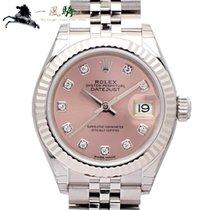 Rolex Lady-Datejust Acero 28mm Rosa