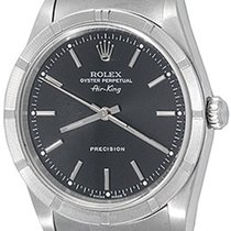 Rolex 14010 Steel Air King Precision 34mm pre-owned United States of America, Texas, Dallas