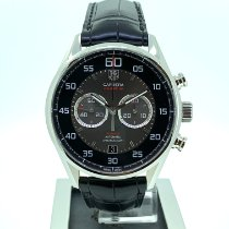 TAG Heuer Carrera Calibre 36 new 2015 Automatic Chronograph Watch with original box and original papers CAR2B10.FC6235