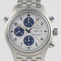 IWC Fliegeruhr Doppelchronograph IW3713 gebraucht