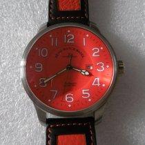 Zeno-Watch Basel Acero Automático 10554 nuevo