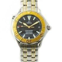 Omega Seamaster Diver 300 M occasion 36.2mm Bleu Date Acier