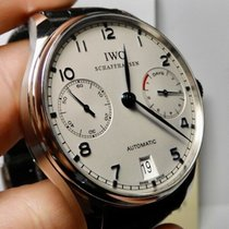 IWC 500107 pre-owned
