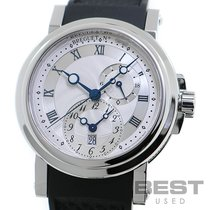 Breguet Steel 42mm Automatic 5857ST/12/5ZU pre-owned
