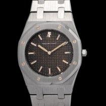 Audemars Piguet Royal Oak Lady Steel 33mm Black No numerals