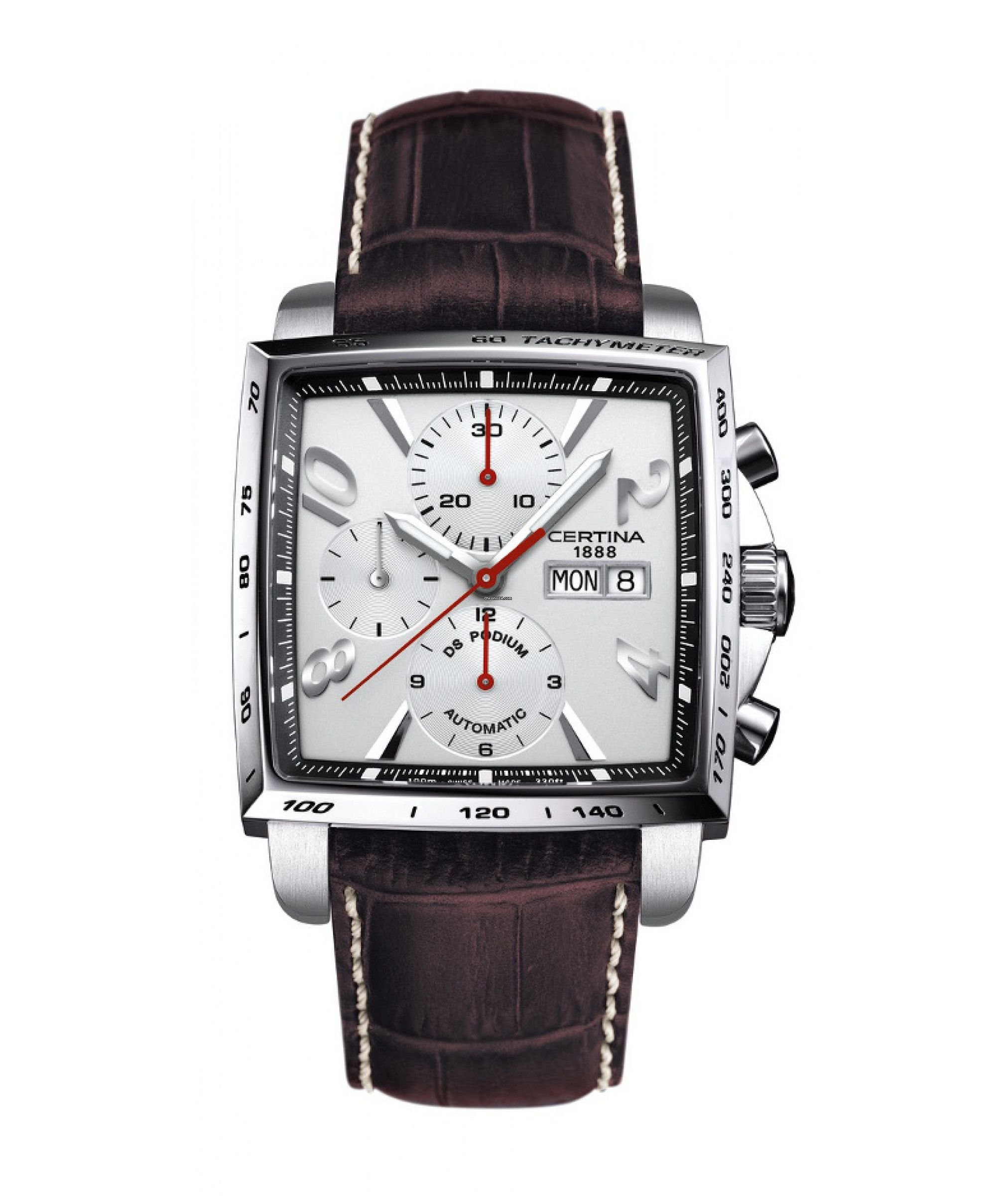 Certina DS Podium Square Automatic Chronograph for $1,223 for sale ...