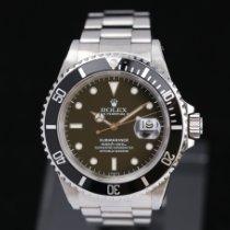 Rolex 16610 Stahl 1997 Submariner Date 40mm gebraucht Deutschland, Rosenheim
