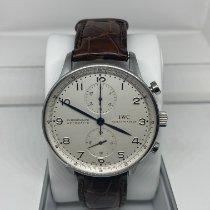 IWC Portuguese Chronograph IW3714 Çok iyi Çelik 41mm Otomatik Türkiye, Istanbul