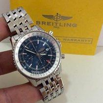 Breitling Navitimer World A24322 2014 gebraucht