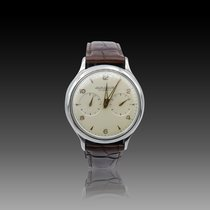 Jaeger-LeCoultre Steel 37mm Automatic pre-owned