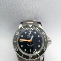 Squale Steel 40mm Automatic 1545 Micro LE pre-owned