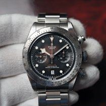 Tudor Zeljezo Automatika Crn 41mm nov Black Bay Chrono