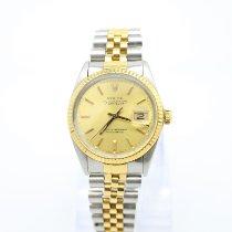 Rolex Datejust Gold/Steel 36mm Gold No numerals United States of America, Nevada, Las Vegas