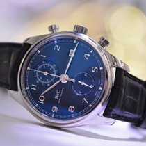 IWC Steel 42mm Automatic IW390406 new
