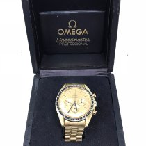 Omega Speedmaster Professional Moonwatch Yellow gold 42mm Yellow