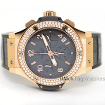 Hublot Big Bang 41 mm Rose gold 41mm Grey