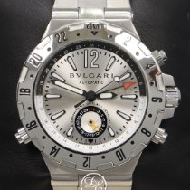 Bulgari Diagono Steel 40mm Silver United States of America, Florida, Boca Raton