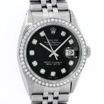 Rolex 16030 Steel 1980 Datejust 36mm pre-owned United States of America, California, Los Angeles
