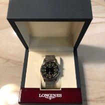 Longines Legend Diver Steel 42mm Black Arabic numerals United States of America, California, Petaluma