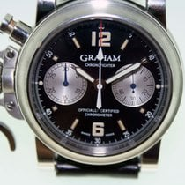 Graham Chronofighter 2CFAS Good Steel 43mm Automatic