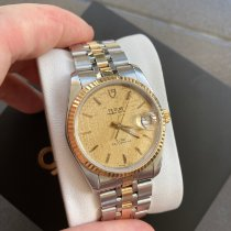 Tudor Prince Date Gold/Steel 34mm Gold