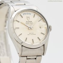 Tudor Prince Date Steel 35mm Silver No numerals United States of America, California, Beverly Hills