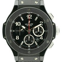Hublot Big Bang 44 mm Ceramica 45,5mm Negru Arabic