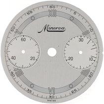 Minerva Toebehoren Herenhorloge/Unisex 55890 nieuw
