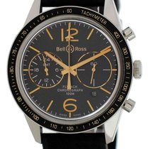 Bell & Ross pre-owned Automatic 43mm Black