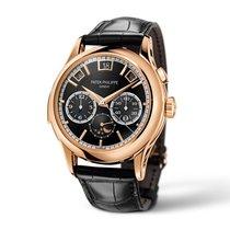Patek Philippe Minute Repeater Oro rosa 42mm Negro