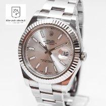 Rolex Datejust II Stahl 42mm Silber Deutschland, Juwelier Arnold, Colonnaden 26 in Hamburg