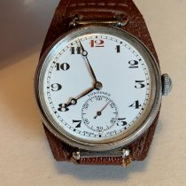 Longines Silver 34mm Manual winding pre-owned United Kingdom, Darlington