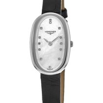 Longines Symphonette Steel 18.9mm Mother of pearl United States of America, New York, Brooklyn