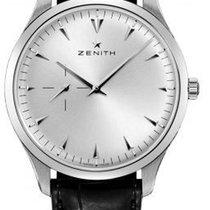 Zenith Elite Ultra Thin 03.2010.681/01.C493 new