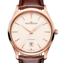 Jaeger-LeCoultre Master Ultra Thin Date Or rose 39mm Sans chiffres