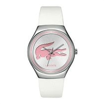 Lacoste Steel 38mm Quartz 2000838 new