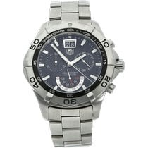 TAG Heuer Steel 43mm Quartz CFA101A pre-owned