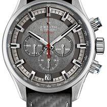 Zenith El Primero Sport Steel 45mm Grey