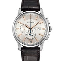 Zenith El Primero Winsor Annual Calendar new 2020 Automatic Chronograph Watch with original box and original papers 03.2070.4054/02.C711