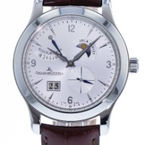Jaeger-LeCoultre Master Eight Days Otel 41.5mm Argint