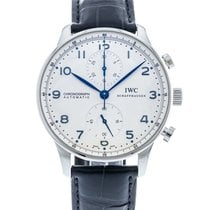 IWC Portuguese Chronograph IW3714-17 pre-owned