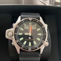 Citizen Promaster Land new 2018 Quartz Watch with original box and original papers JP2000-08E